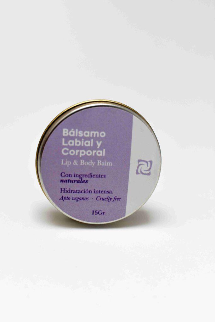 Balsamo Labial y Corporal